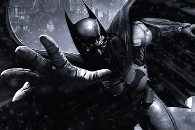 Batman: Arkham Origins Wishlist