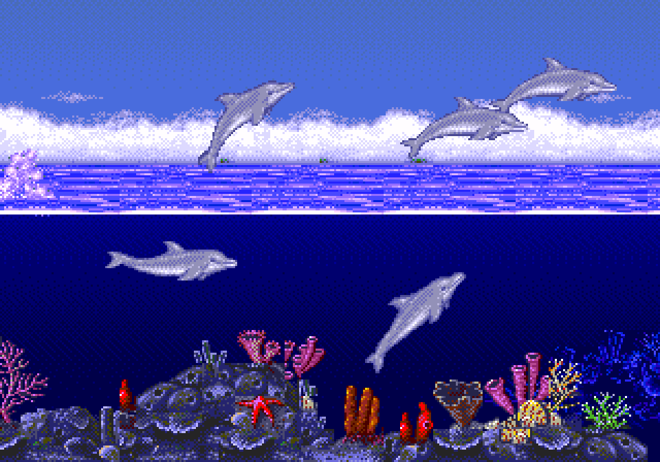 The Horror That is Ecco the Dolphin