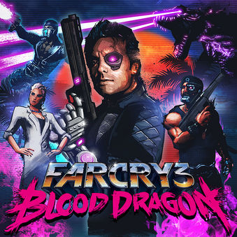 Ubisoft Releases 80's Themed Far Cry 3 Blood Dragon Trading Cards