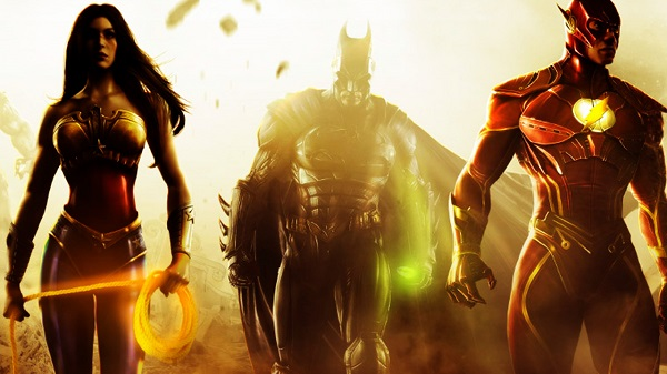 Injustice Gods Among Us iOS Review: A Simple Yet Detailed Fighter