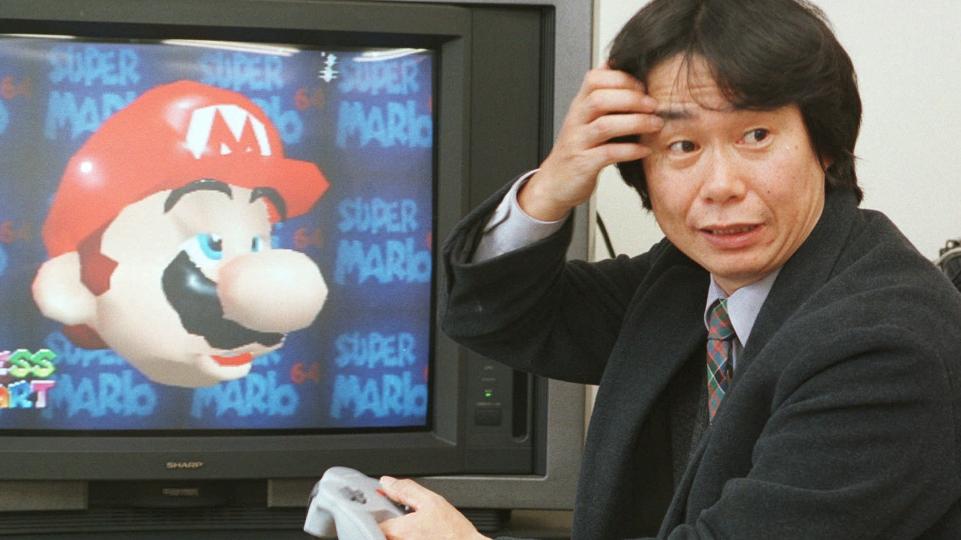 Miyamoto Confirms That Nintendo is Working on a Brand New IP For the Wii U
