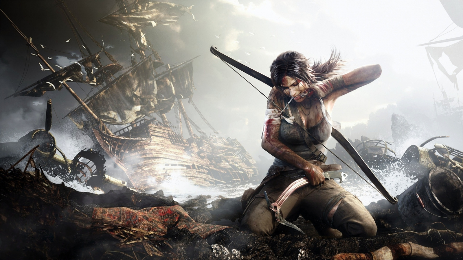 Tomb Raider Flash Sale For $29.99 This Weekend
