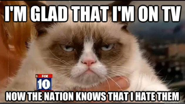 Grumpy Cat is Coming to a Theater Near You