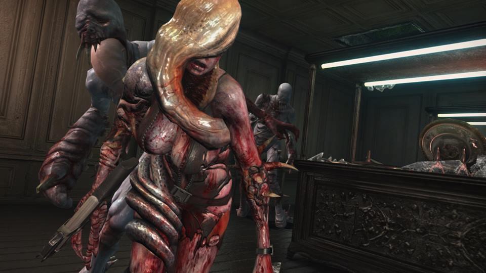 Resident Evil Revelations new characters