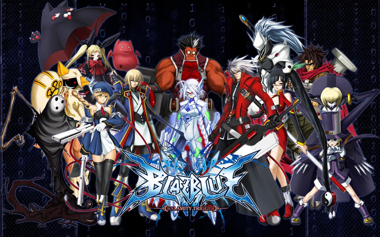 BlazBlue Anime Series Announced