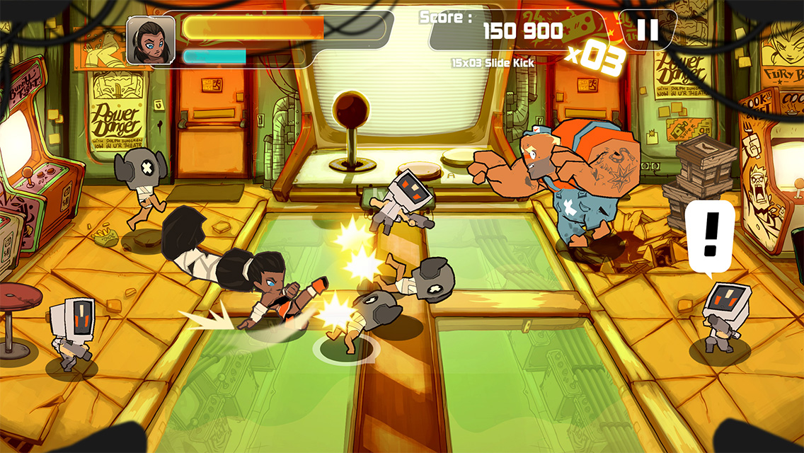 Combo Crew Review: Mobile Beat-Em-Up Gaming Refined