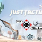 Livestream: Just Tactics with Indie Developer Hit the Sticks