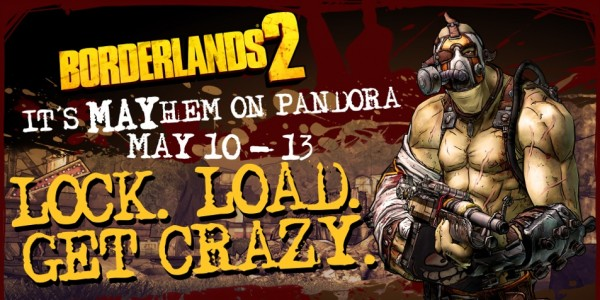 Borderlands 2 Holds a Special Gear Up Weekend for Krieg The Psycho
