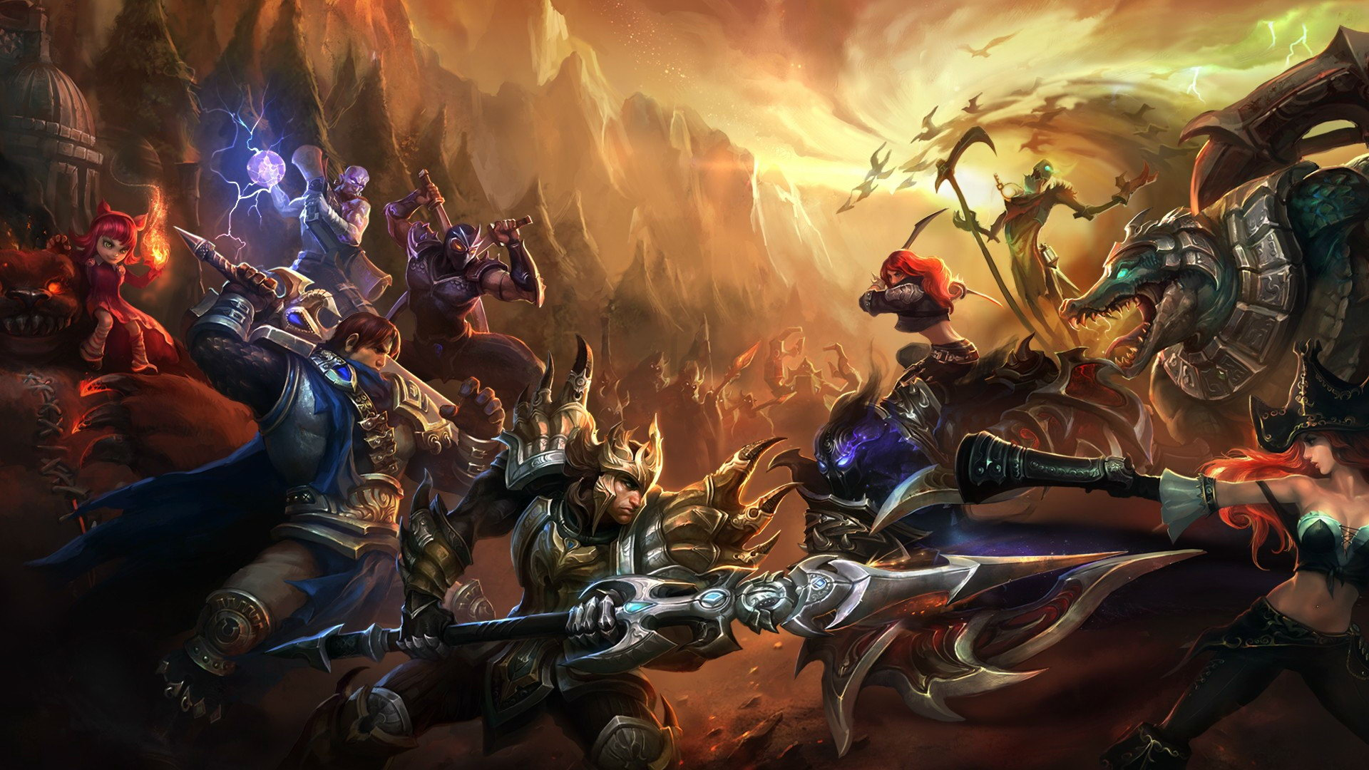 How League of Legends Is Changing In More Than Just Appearance