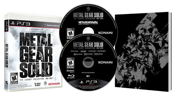 Metal Gear Solid: Legacy Collection Gets a Release Date