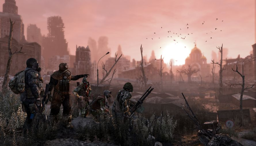Why Metro: Last Light Succeeds