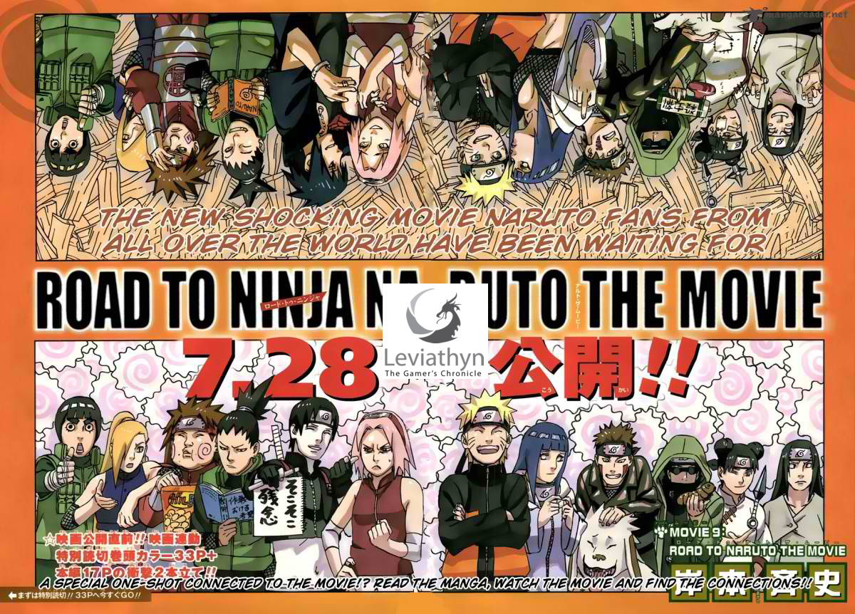 Naruto Road to Ninja Movie Review: A Subterfuge at Best