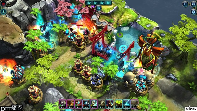 Prime World: Defenders Mixes Three Unlikely Genres