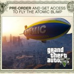 GTA V Collector And Special Editions Announced, Pre-order For A Free Blimp