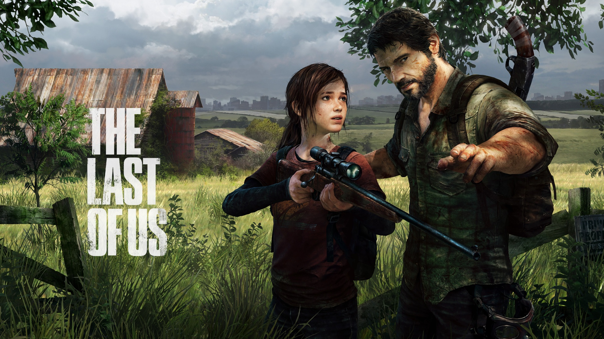 Naughty Dog Reveals The Last of Us Ellie and Joel Special Editions