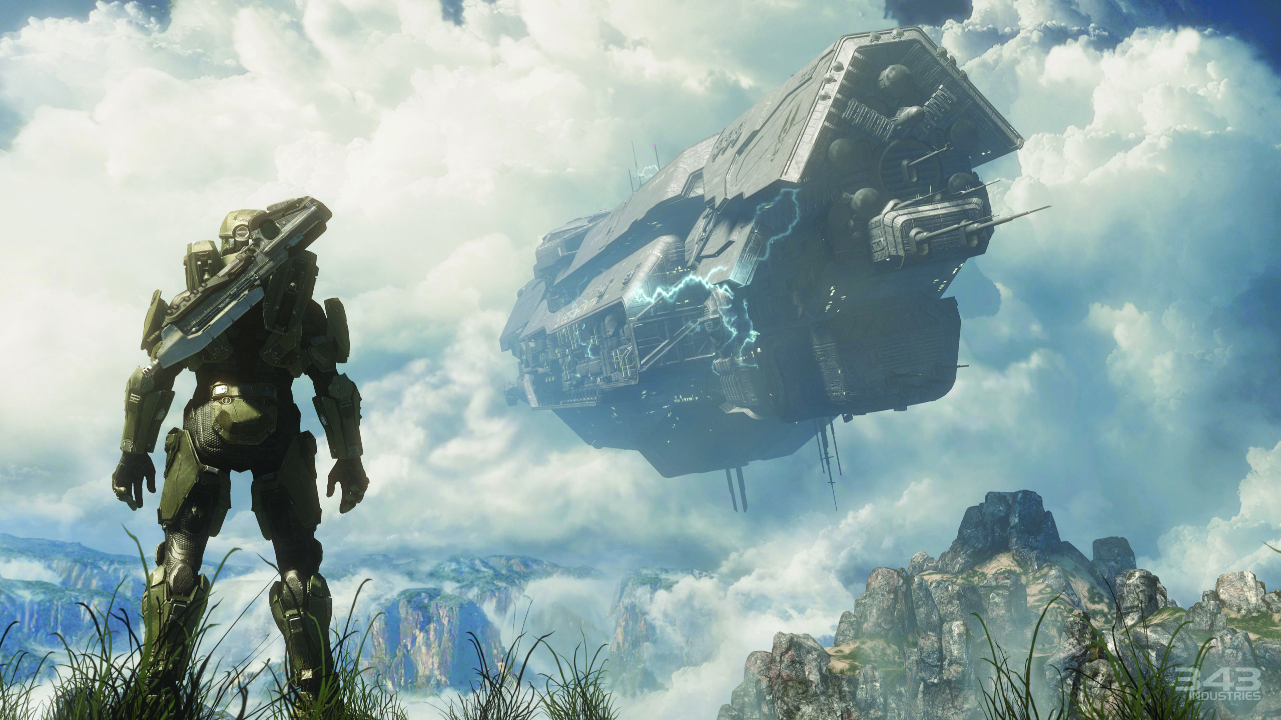 Halo Live Action TV Show Announced