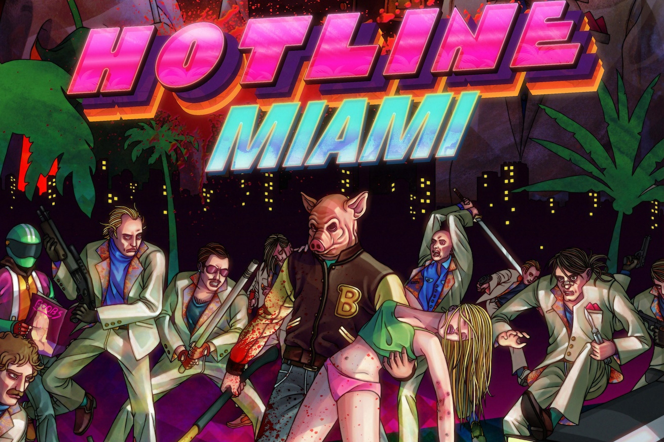 Hotline Miami PS4 Release Date Announced