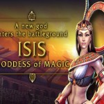 Isis the Goddess of Magic: Now Playable in Smite