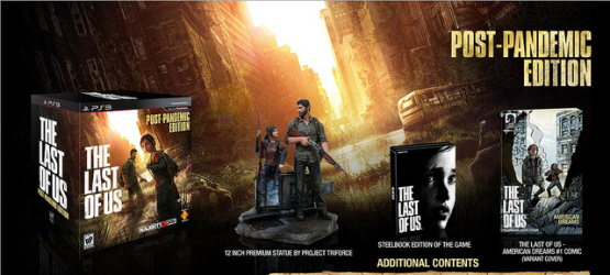 The Collector Editions of The Last of Us: Choices, Choices