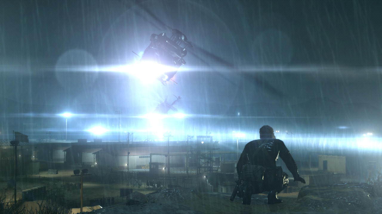 Why Metal Gear Solid: Ground Zeroes Might Be The Best MGS Game Ever
