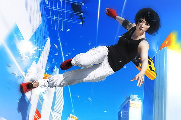 Mirror's Edge 2 Hinted At, Promptly Removed