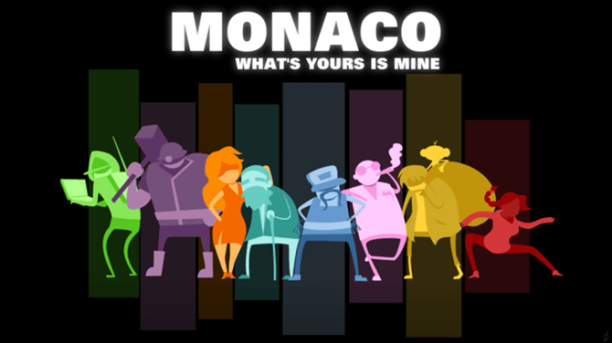 Monaco: What's Yours Is Mine Finally Available On XBLA