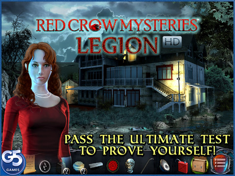 The Sum of the Puzzles Is Greater Than the Whole Story of Red Crow Mysteries: Legion