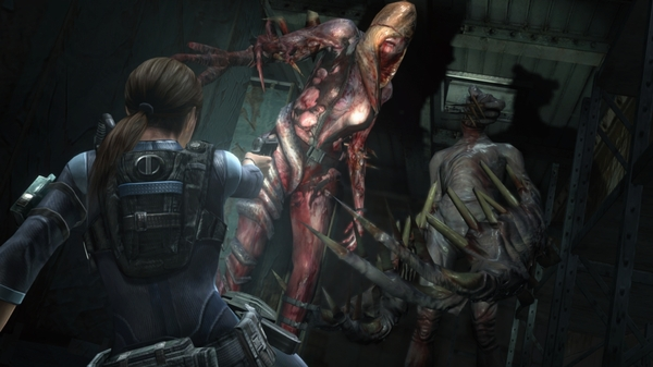 Viruses And Infections Are Vital To Resident Evil: Revelations HD