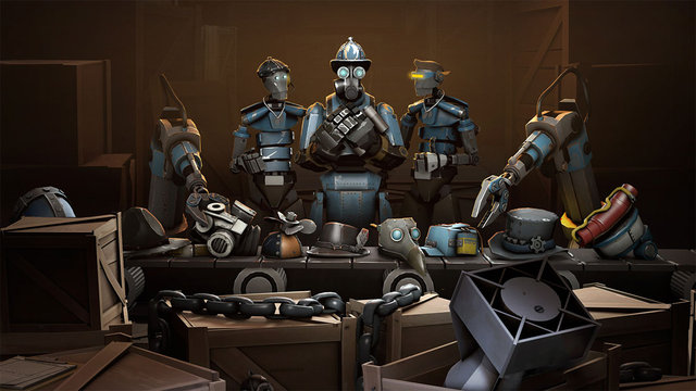 Robotic Boogaloo is Team Fortress 2's First Entirely Community-Made Update