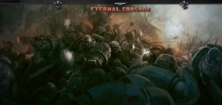 Warhammer 40,000 Eternal Crusade MMO Announced