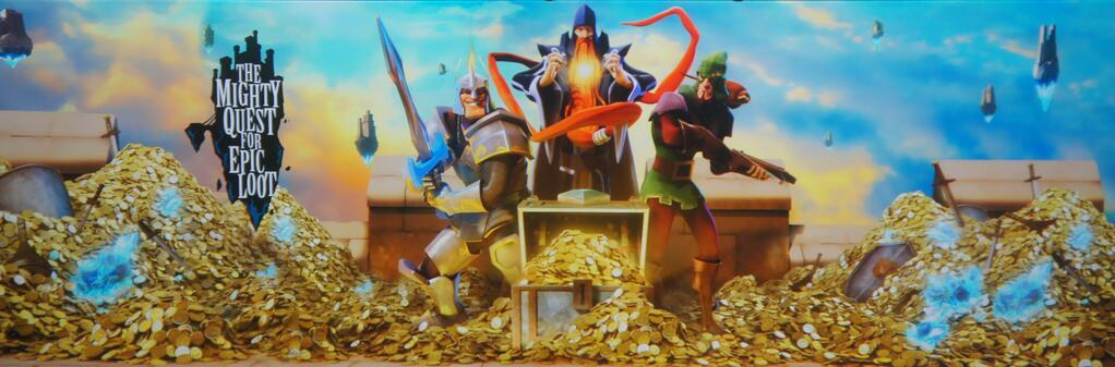 Ubisoft at E3 2013 :  The Mighty Quest for Epic Loot