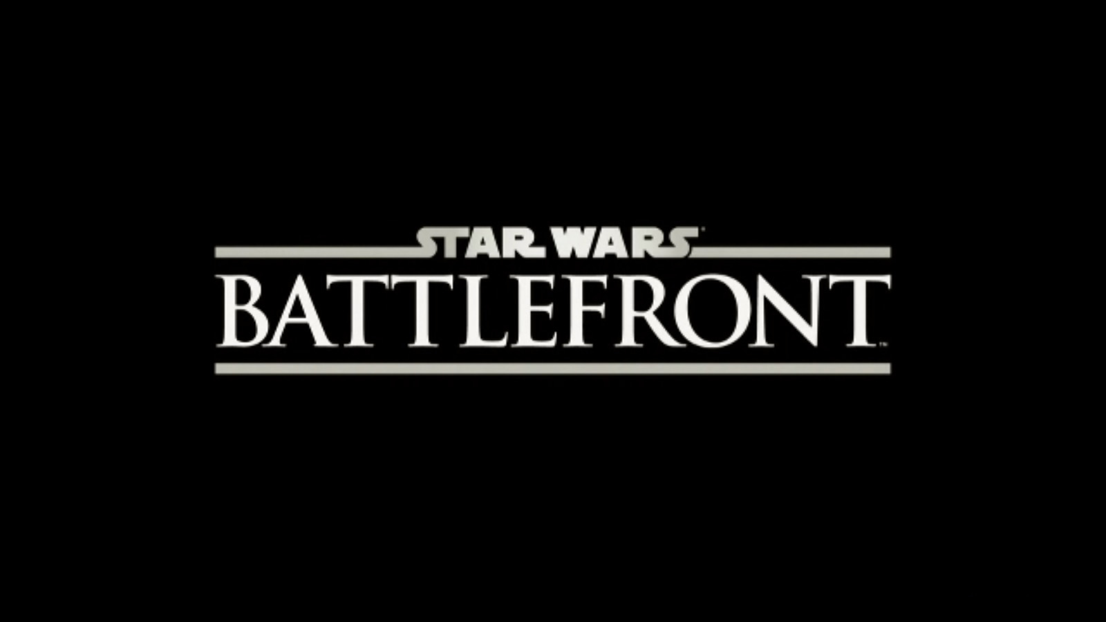 EA Reveals Star Wars: Battlefront at E3