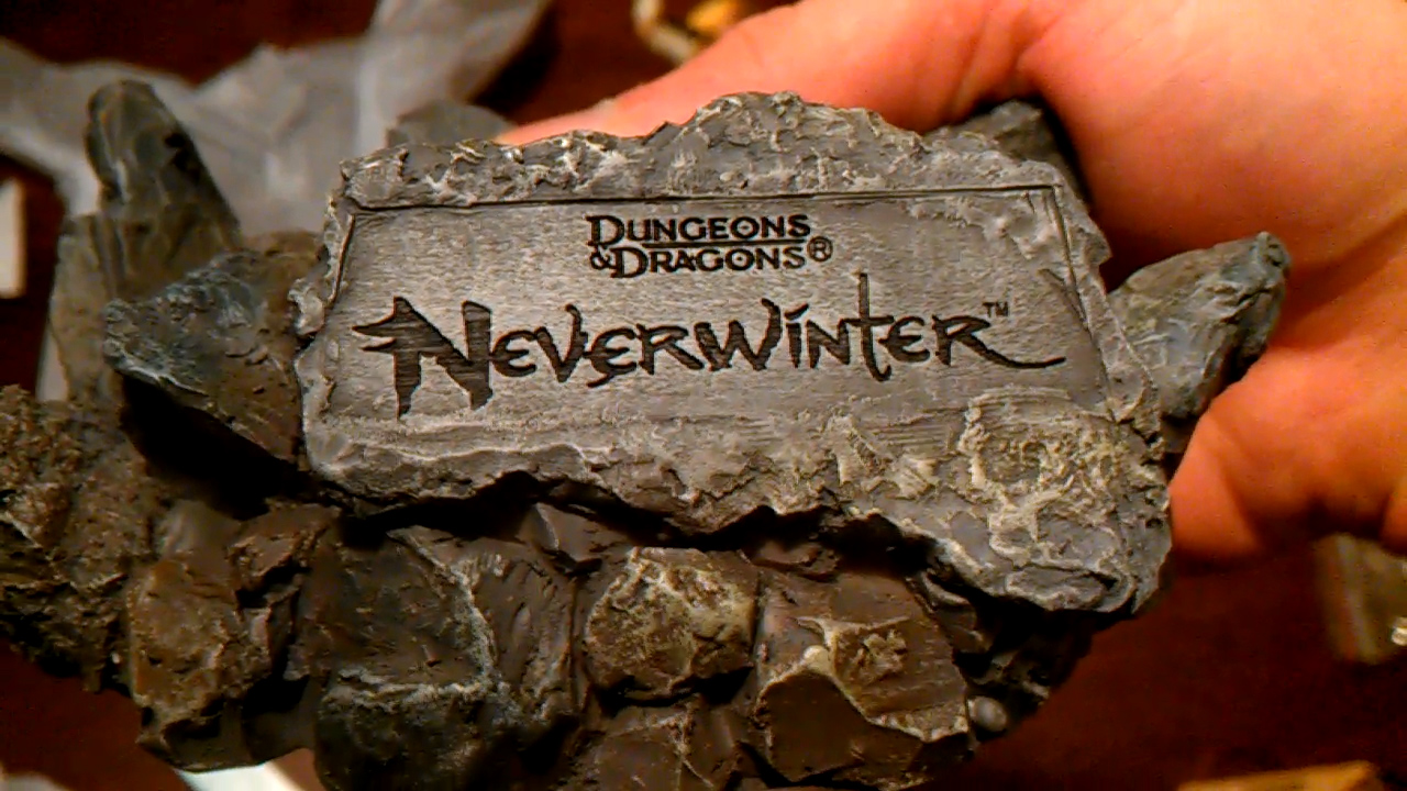 Neverwinter rock title