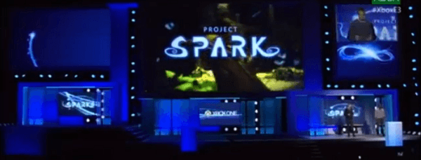 Project Spark Demoed At E3 2013