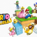Chamber of Game: Super Mario 3D World