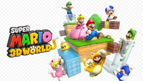 E3 Hands-On Impressions: Super Mario 3D World