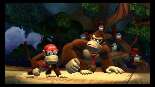 Donkey Kong Country Tropical Freeze Coming To The Wii U