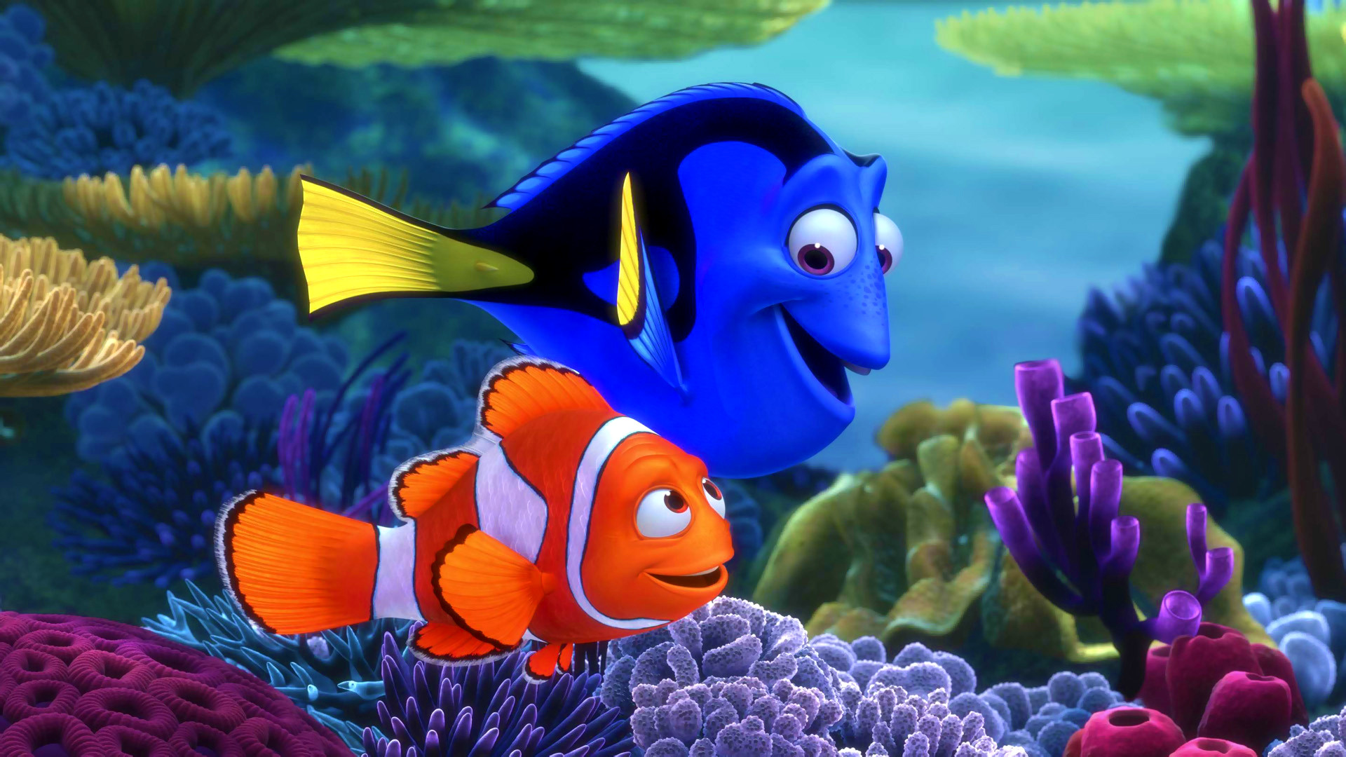 The Ten Best Films of Disney/Pixar