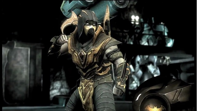 Scorpion To Join Injustice: Gods Among Us