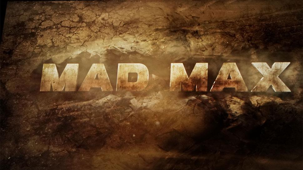 E3 Preview: Mad Max