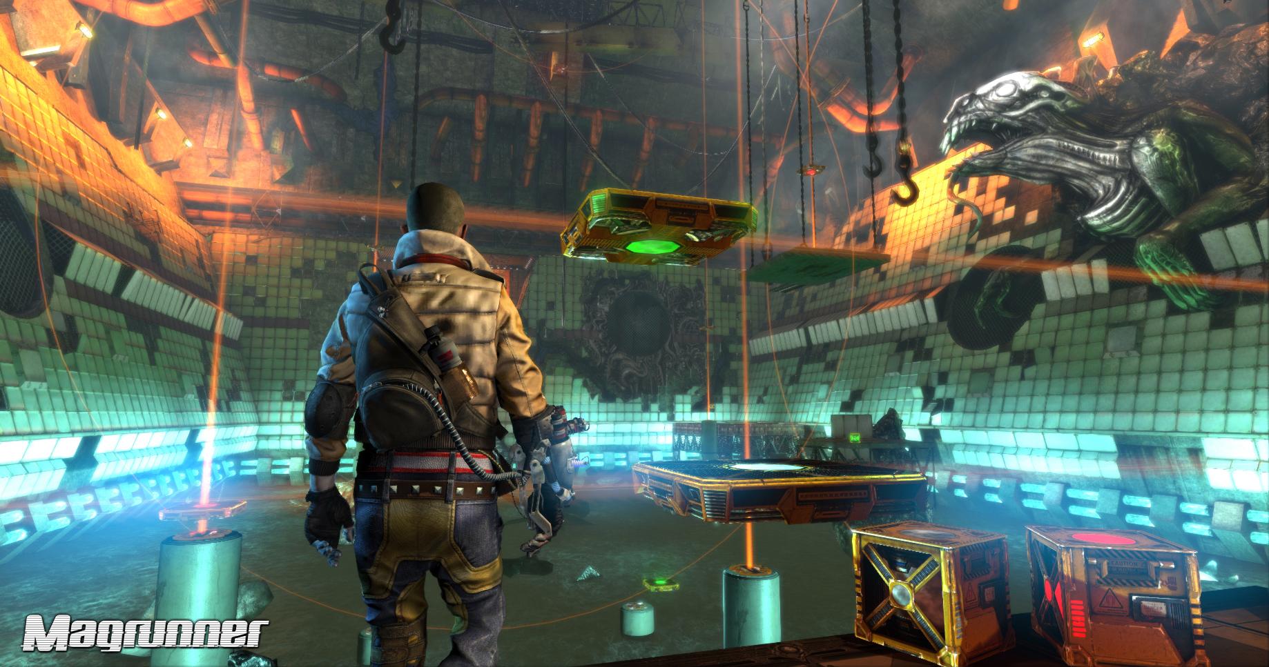 Chamber of Game: Magrunner: Dark Pulse
