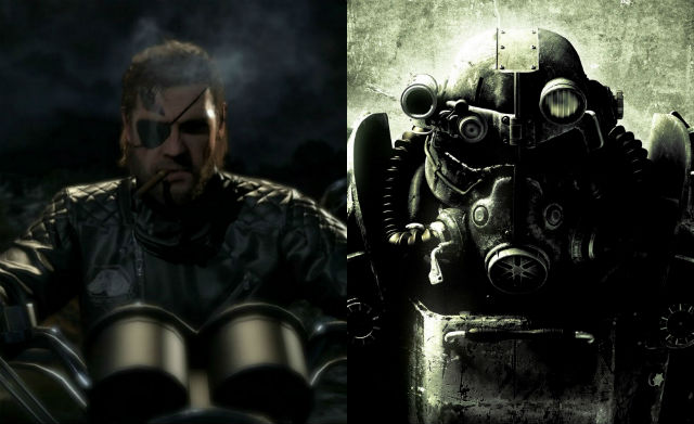 Metal Gear Solid and Fallout
