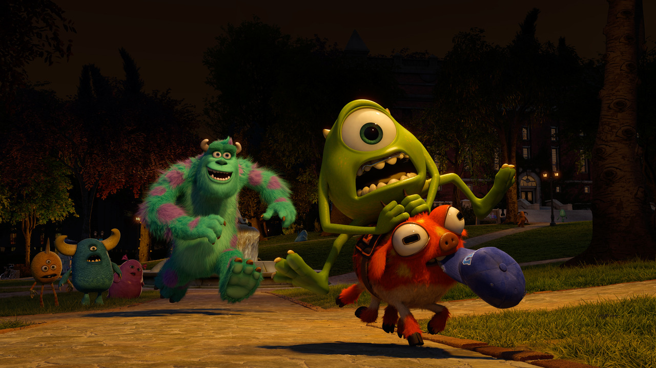 Monsters University Review: An Excellent Blend of Old and New