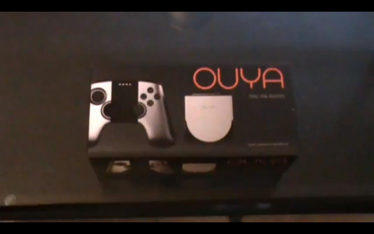Ouya Review: First Impressions