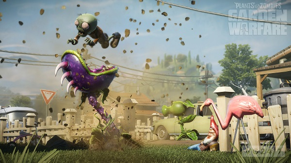 RUMOR: Plants Vs Zombies Garden Warfare Could Be Coming To PS4