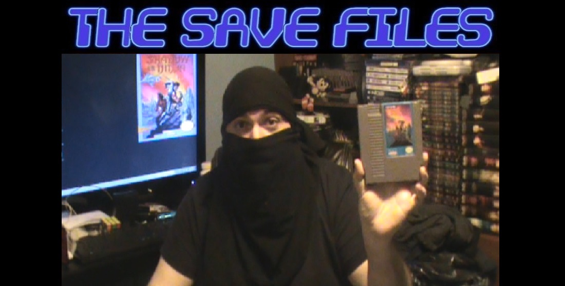 The Save Files – Shadow of the Ninja (NES)