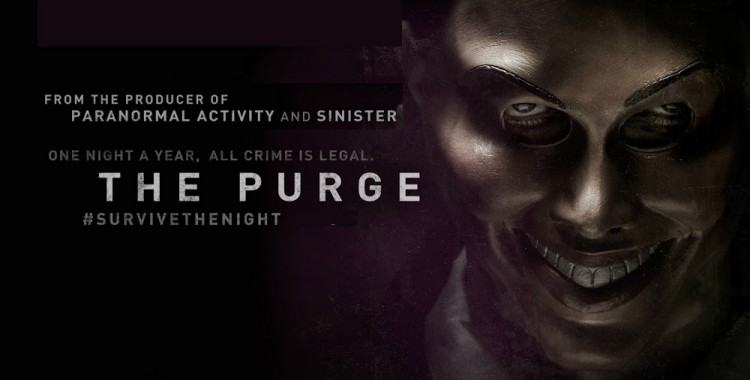 The Purge: More than a Home Invasion Horror Movie