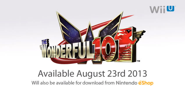 The Wonderful 101 Gets Announced At Nintendo's E3 Conference