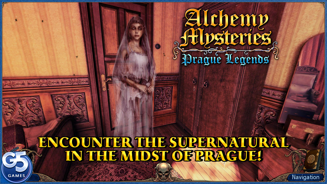 Alchemy Mysteries: Prague Legends Review: Startling Hidden Object Fun