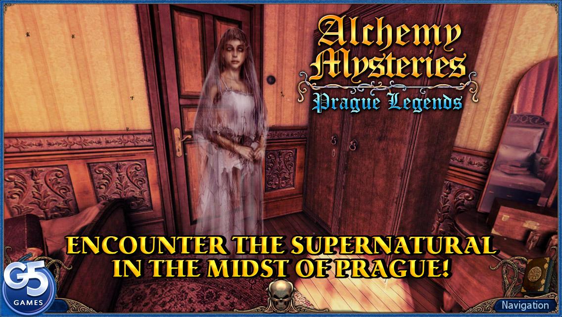 Alchemy Mysteries: Prague Legends Review: Startling Hidden Object Fun